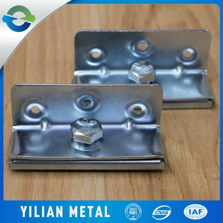 Supply Galvanized Steel Bed Rail Fasteners Bed hinges Bed hardware
