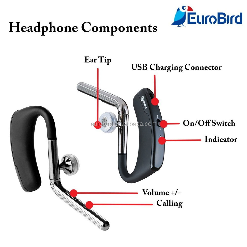 high quality sound noiseproof ear hook foldable metal bluetooth headphone buy foldable. Black Bedroom Furniture Sets. Home Design Ideas