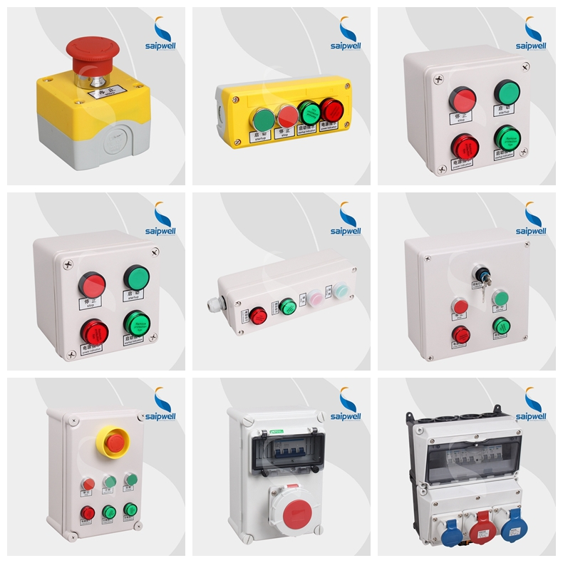 new design install box push button switch box, View push button ...