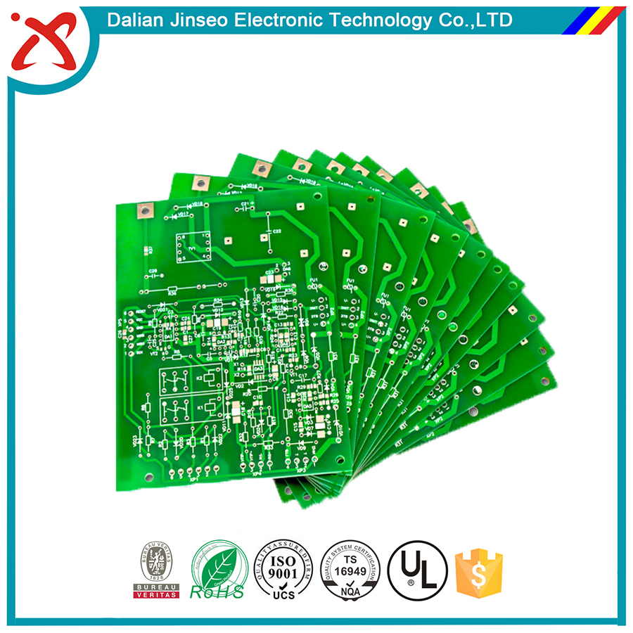 Customized Fr4 Design Layout China Pcb For Buzzer