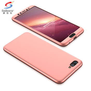 low priced 09520 4ee0a Saiboro 3 In 1 Detachable Slim Cover For Xiaomi Mi6 Case,360 Degree  Protective Cases For Xiaomi Mi 6 With Full Tempered Glass - Buy For Xiaomi  Mi6 ...