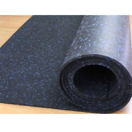 Roll Rubbering Granule Flooring Gym