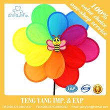 Double cloth windmill toys beautiful design for children