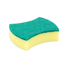 colorful kitchen cleaning sponge,sponge scouring pad,sponge scourer
