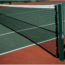 Height Adjustable Double Layer Tennis Net with Factory Price