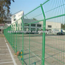 PVC Coated Frame Fence Netting For Construction(Anping factory)