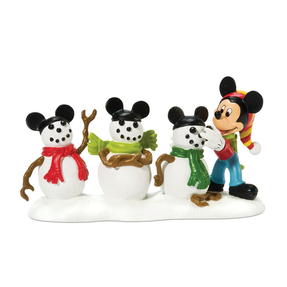 Department 56 Disney Village The Three Mousketeers Accessory Figurine