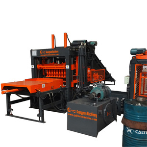 China low price products baking-free brick equipment/automatic solid brick making machine