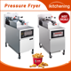 PFE-800 Cnix pressure fryer / Commercial chicken pressure fryer/ kfc equipment fryer machine