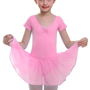 e9f8bff21288 Child Cotton Leotard