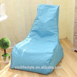 Marvelous Lovely Bedroom Use Polyester Kids Bean Bag Lounge Short Links Chair Design For Home Short Linksinfo