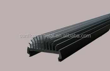 Excellent Quality Extruded Aluminum Heat Sink Bar For Led