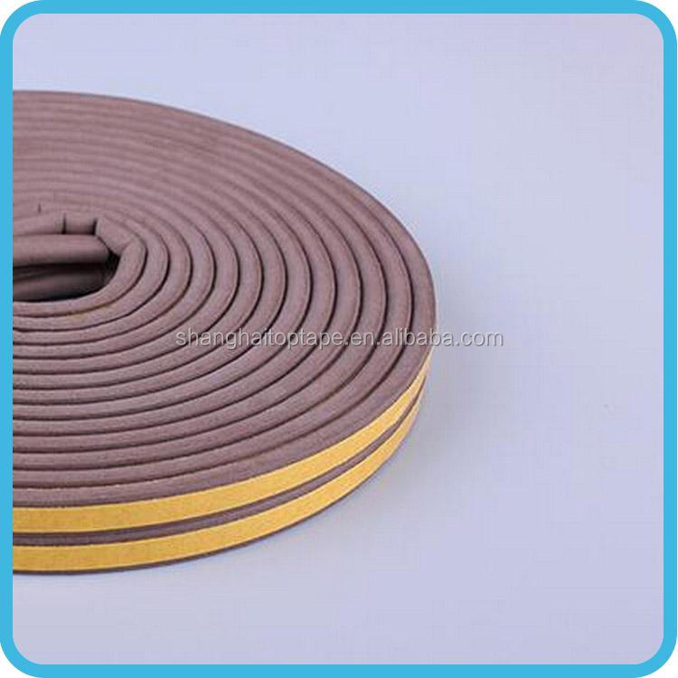 Hot china products high-end rubber auto door bulb seals strips