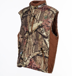 custom outdoor camouflage hunting vest