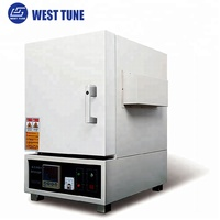 SX2-6-13GP small blast melting furnace with mini electric heat treatment function