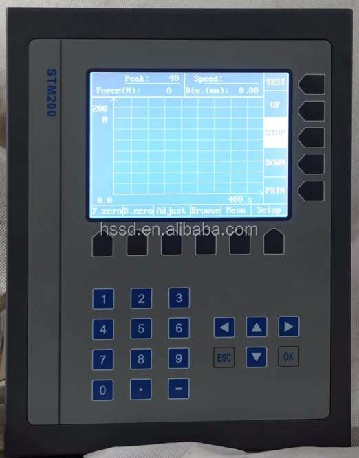 Digital Electronic Universal Tensile Testing Of Fastener Wire Rope ...