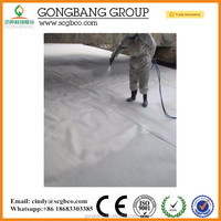 flexible roofing material/ rubber sheet/ pond liner/ epdm waterproof membrane