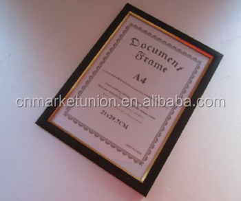 a4 plastic certificate diploma frames - Diploma Frames Cheap