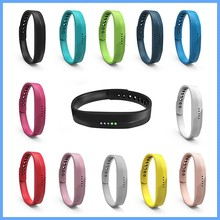 Fitbit Flex 2 Bands, E-maker Replacement Bands for Fitbit Flex 2 Bracelet Solid Color (No Tracker)