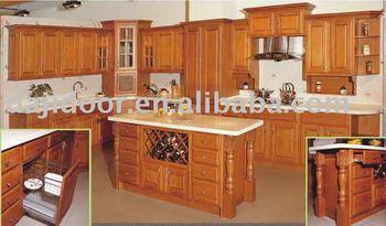 Estilo Americano Muebles De Cocina Clásica Dj-k015 - Buy Clásicos ...