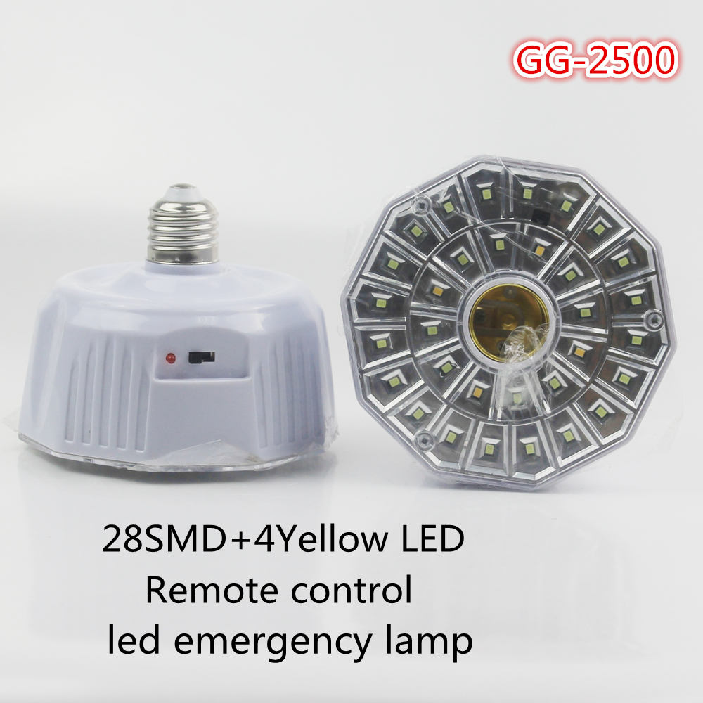 Indonesia 28 Smd 4yellow Led Emergency Led Rechargeable