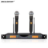 Stage Performance UR24D UHF Professional Wireless Microphone System