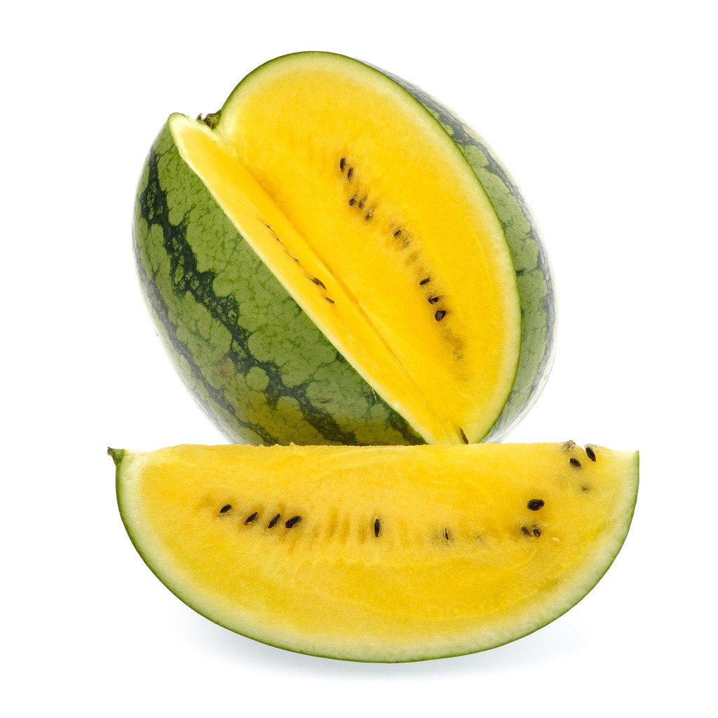 Yellow watermelon: history and properties of the overseas guest 58