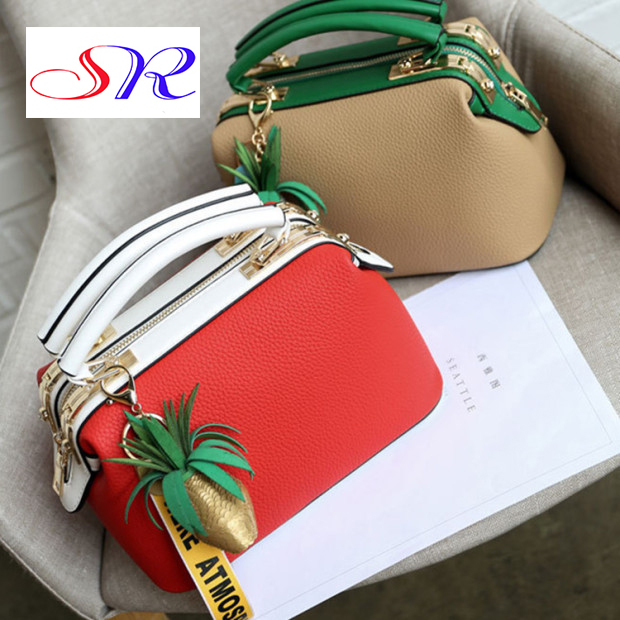 Hot sale Ladies PU Handbags Women shoulder Bag Manufacture Supplier From Alibaba China