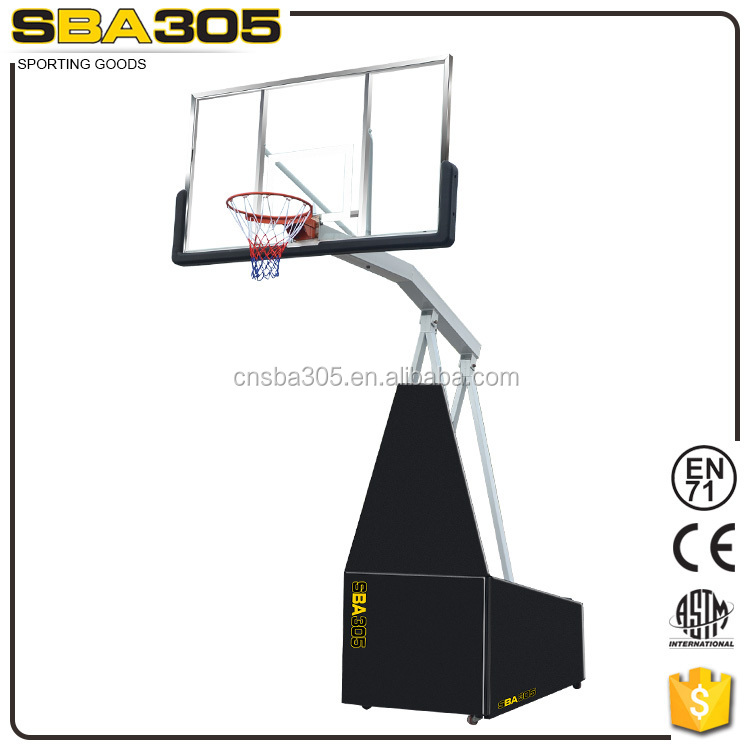team sport game foldable swager basketball set