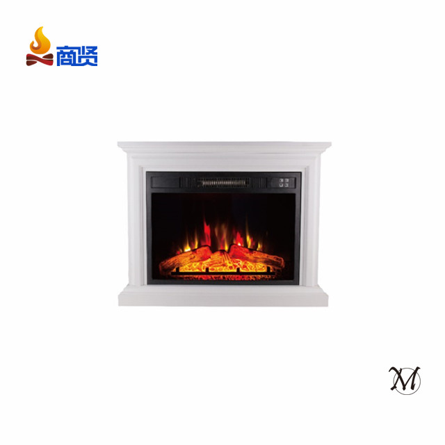 23inch Home Heater Fireplace Insert Classic Flame Electric