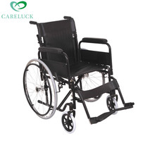 Hot Sale travel wheelchair sport push wheel chair for wholesale
