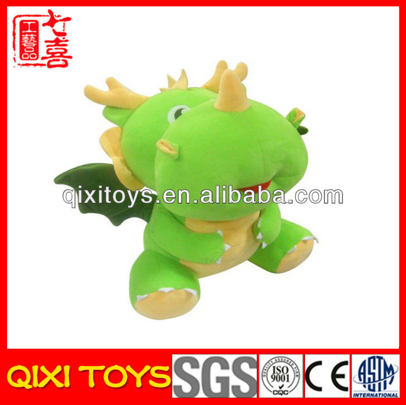 New style and stuffed soft dragon plush toy wholesale