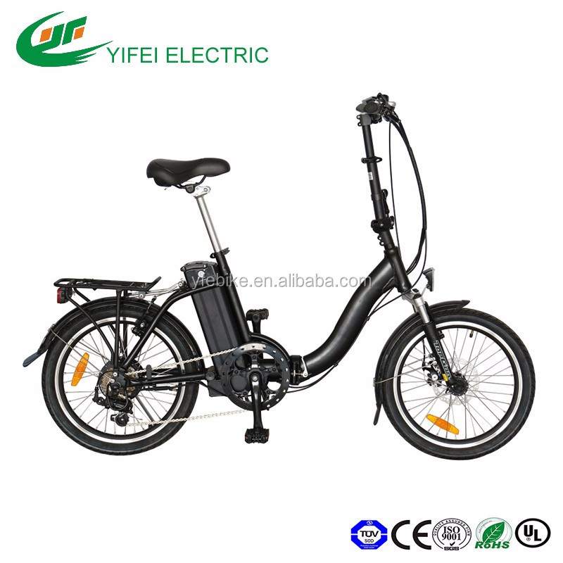20 inch mini cheap city lady moped foldable electric e bike electric bicycle(TDN09Z)
