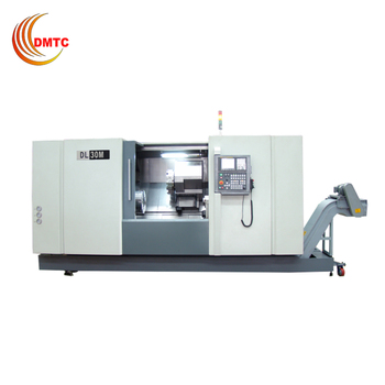 DL-25MHSY Low Cost Double Spindle Chinese Slant Bed CNC Lathe Machine Turning Center