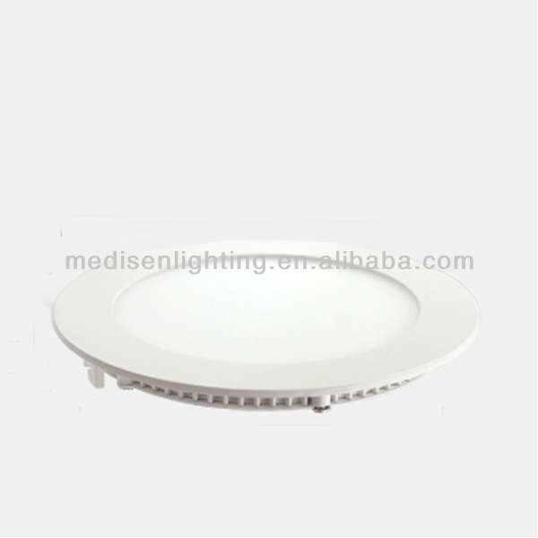 hot china manufacturer 2014 led ceiling panel light recessed 6w 12w 18w round ,square led ceiling panel