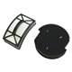 BISSELL VACUUM CLEANER PARTS OF MODEL 1307 UPRIGHT VACUUM CLEANER HEPA FILTER FITS BISSELL PET VAC 1309 VACUUMS (KTH48)