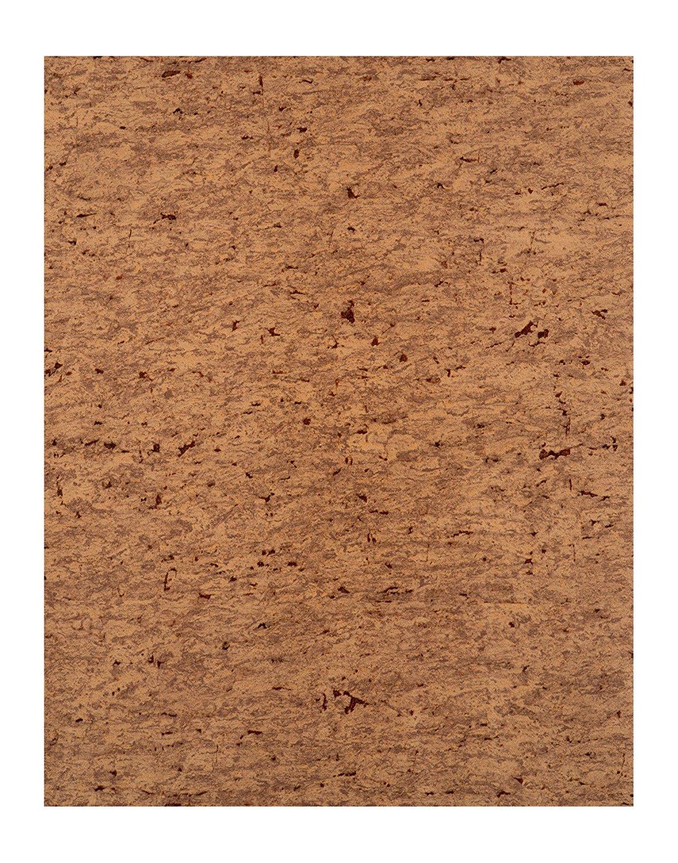 York Wallcoverings RN1026 Modern Rustic Sueded Cork Wallpaper