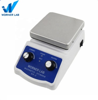 Laboratory Magnetic Stirrer,Hot plate Stirrer, Heating Magnetic Stirrer