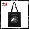 Eco-friendly custom printed recycled tote bags with beautiful images