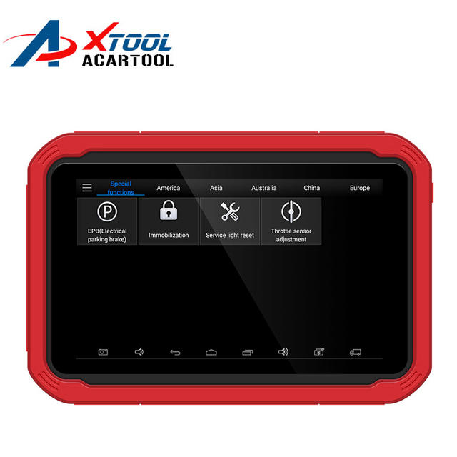 Original XTOOL EZ400 Tablet Diagnostic Tool Support Key Program ,Odometer Adjustment and Airbag Reset