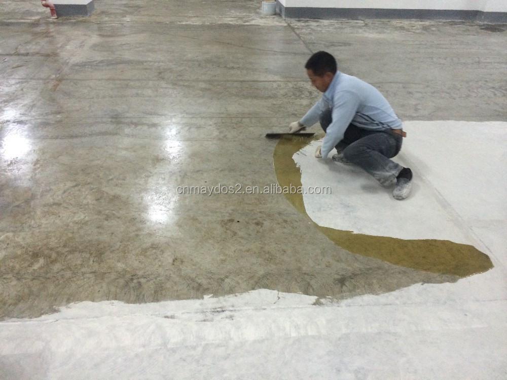 Maydos epoxi endurecedor de resina de pulido de hormig n for Resina para hormigon