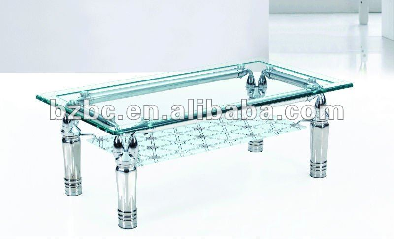 Living Room Glass Top Center Table Coffee Tables - Buy Living Room ...