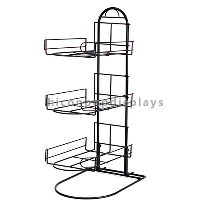 New Sports Gear Retail Store Display Fixture Custom 3-layer Counter ...