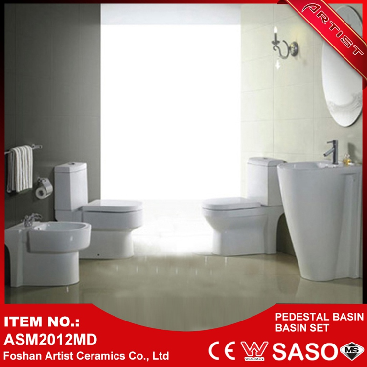 home bathroom white ceramic toilet sanitary ware in yiwu china