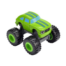 2016 New Car Blaze Monster Machines Kid Toys Transformation Toys With Original Box Best Gifts For Kids