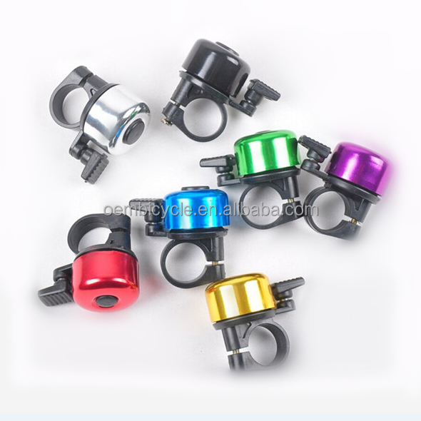 Colorful popular mini bicycle bell