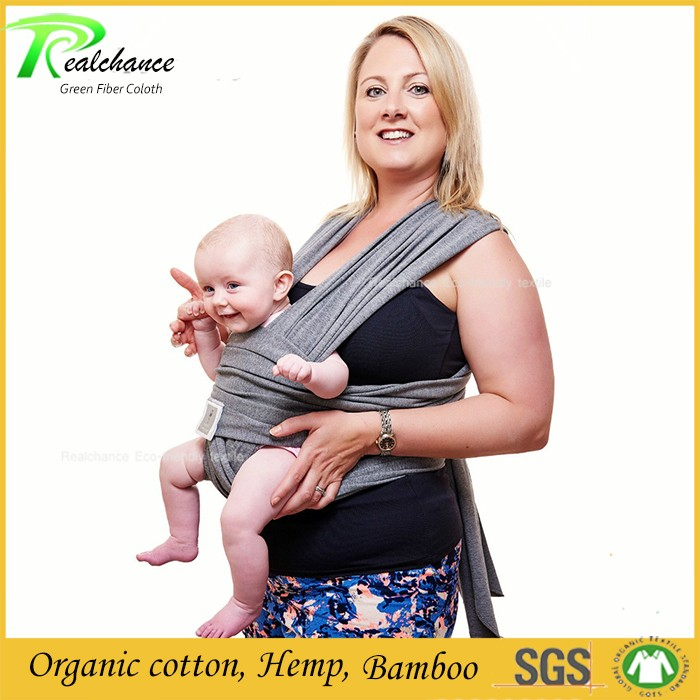 Factory direct sales cheap price baby sling carrier stretchy wrap baby carrier