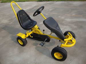 cool boy pedal go karts/outdoor pedal go karts/4 wheel bike F150A