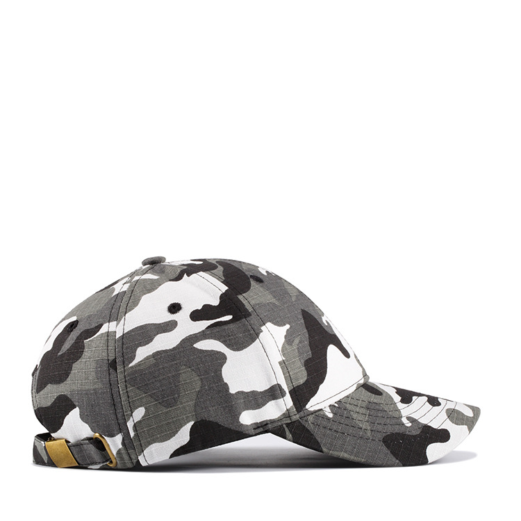 Military Green Baseball Caps Camouflage Baseball Caps with Long Visor Many Color Choices 100% Cotton