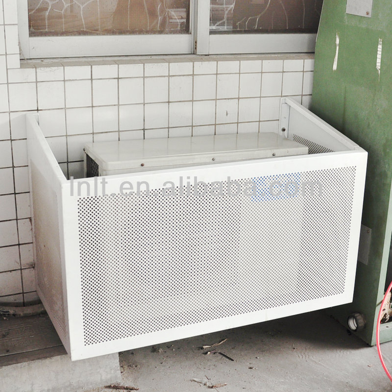 Split Air Conditioner Case Ac External